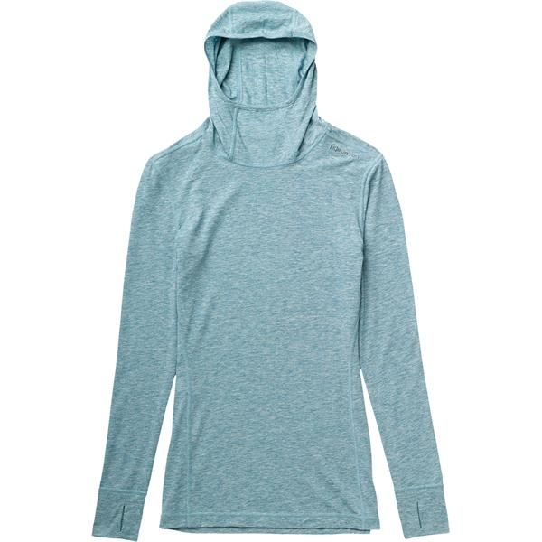 Burton AK Drirelease Wool Hood Baselayer Top