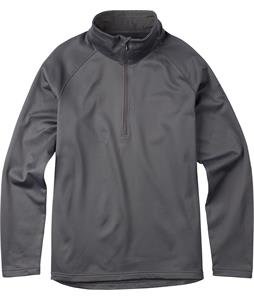 Burton AK Grid Half-Zip Fleece Bog
