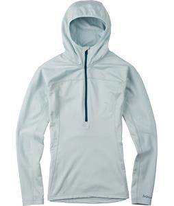 Burton AK Grid Half-Zip Hoody Fleece Breezy