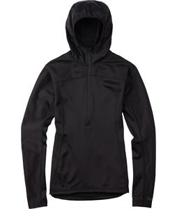 Burton AK Grid Half-Zip Hoody Fleece True Black