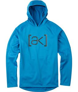 Burton AK Grid Hoodie Fleece Hyperlink