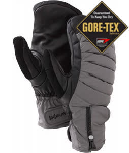 Burton AK Oven Mittens Heathers