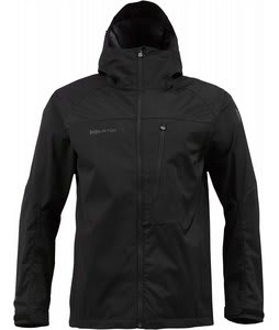 Burton AK Rotor Softshell True Black