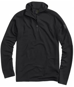 Burton AK Wool 1/4 Zip Baselayer Top