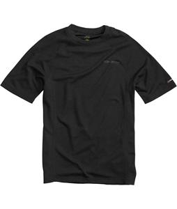Burton AK Wool Baselayer Top True Black