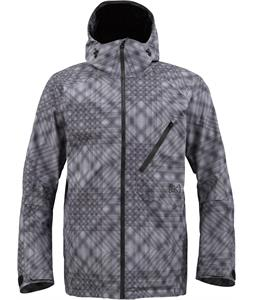 Burton Ak 2L Cyclic Snowboard Jacket Eben Print