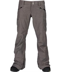 Burton Alchemy Gore-Tex Snowboard Pants Heathered True Black
