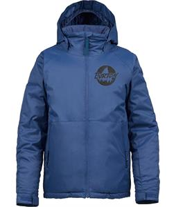 Burton Amped Snowboard Jacket Atlantic