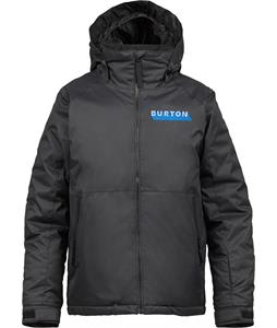 Burton Amped Snowboard Jacket True Black
