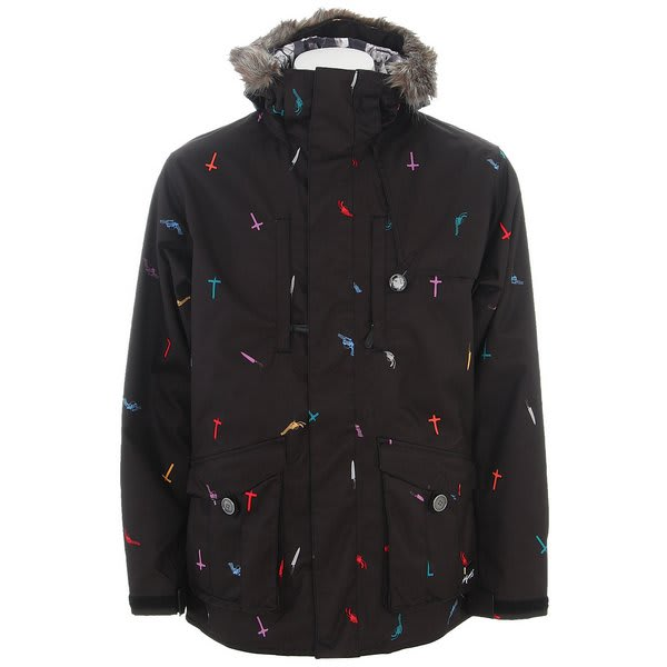 Burton Andy Warhol Parka Snowboard Jacket