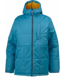 Burton Ante Up Puffy Snowboard Jacket Argon