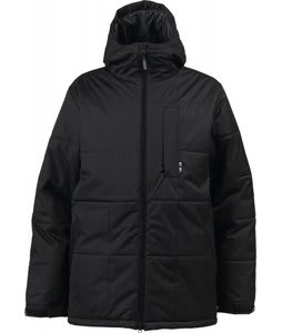 Burton Ante Up Puffy Snowboard Jacket True Black
