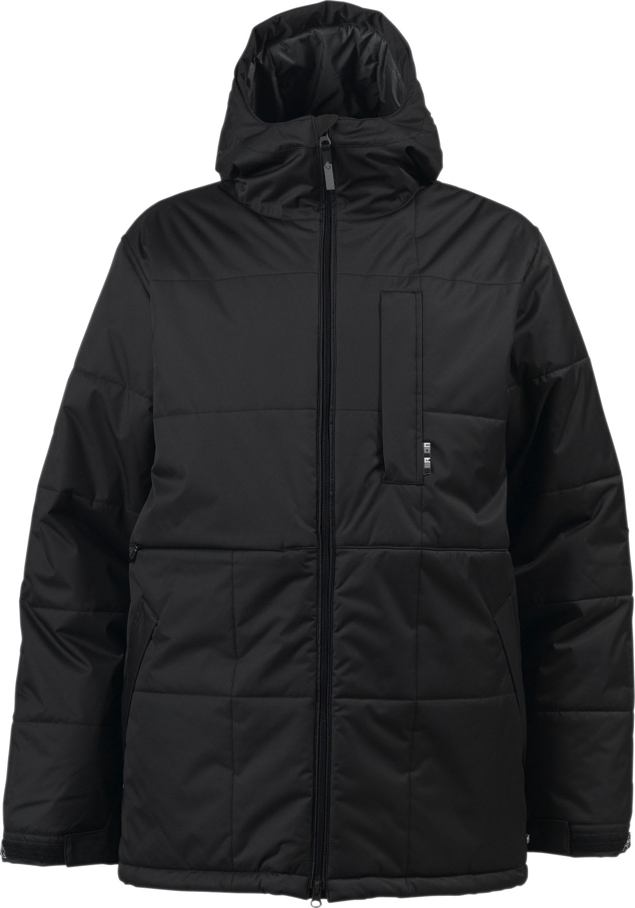 Shop for Burton Ante Up Puffy Snowboard Jacket True Black - Men's