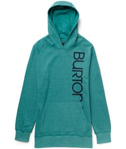Burton Antidote Pullover Hoodie Heather Tidal Bore
