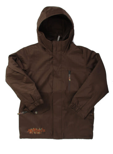 Burton Apollo Snowboard Jacket Mocha