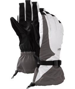 Burton Approach Gloves Heathers/Bright White