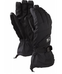 Burton Approach Gloves True Black