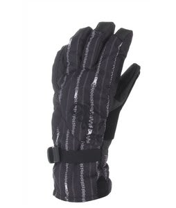 Burton Approach Under Gloves True Black Zip
