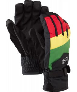 Burton Approach Under Gloves True Black/Astro Turf