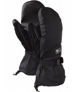 Burton Approach Mittens True Black
