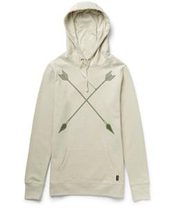 Burton Archer Basic Pullover Hoodie Heather Haze