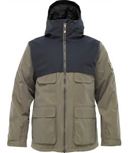 Burton Arctic Snowboard Jacket Lichen/Quarry