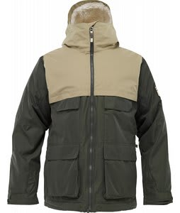Burton Arctic Snowboard Jacket Sherwood/Grayeen