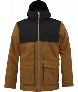 Burton Arctic Snowboard Jacket True Penny/True Black