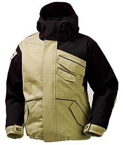 Burton The White Collection Asym Snowboard Jacket
