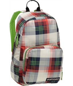 Burton Attack Backpack Gama Plaid