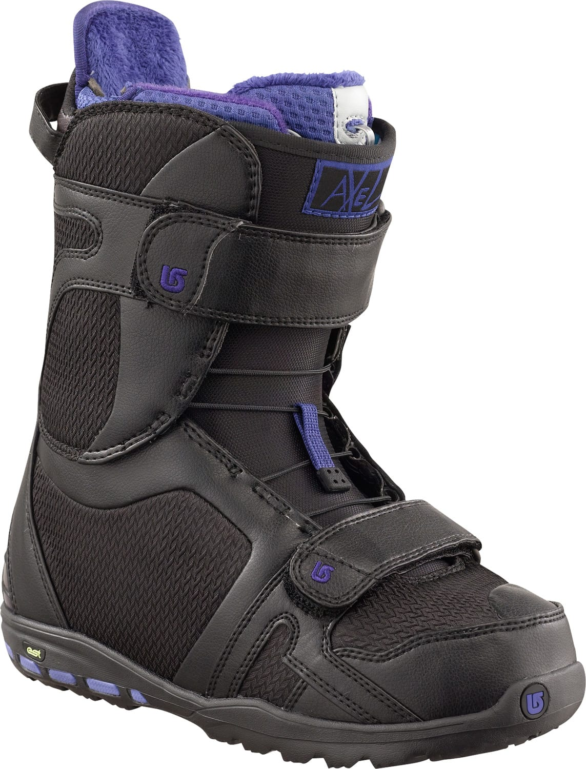 On sale burton axel snowboard boots girls up to 65 off for Housse burton snowboard
