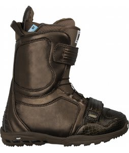 Burton Axel Snowboard Boots Bronze/Snake