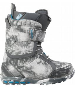 Burton Axel Snowboard Boots Gray/Blue