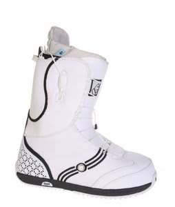 Burton Axel Snowboard Boots White