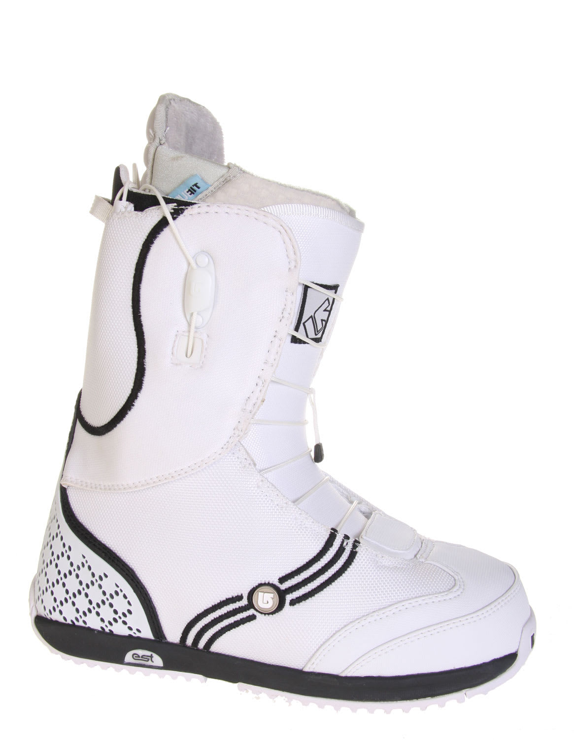 Shop for Burton Axel Snowboard Boots White - Women's