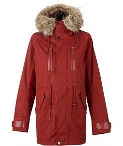 Burton B By Arya Trench Snowboard Jacket Sparrow