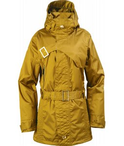 Burton B By Burton Garbo Snowboard Jacket Gold