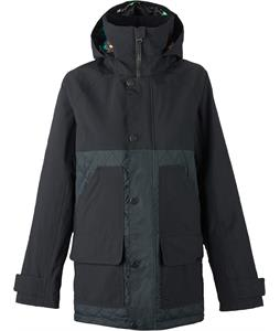 Burton B By Reese Parka Snowboard Jacket True Black
