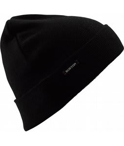 Burton Backhill Beanie True Black