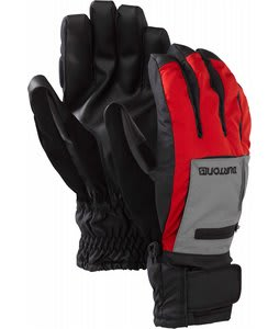 Burton Baker 2 In 1 Under Gloves True Black/Jetpak/Marauder