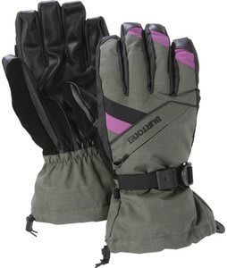 Burton Baker Gloves Blotto Grey