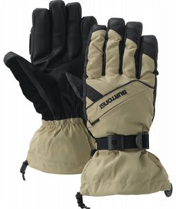 Burton Baker Gloves Sandstoner
