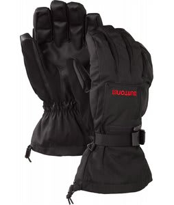 Burton Baker Gloves True Black