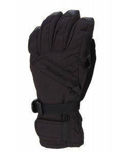 Burton Baker Under Gloves True Black