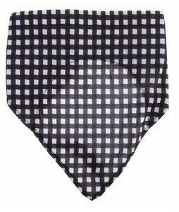Burton Bandito Facemask Wrinkled Gingham