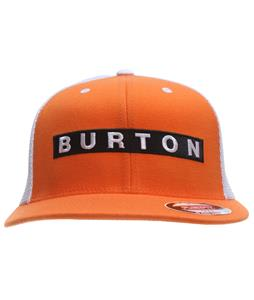 Burton Bar Flex Fit Cap Carrot