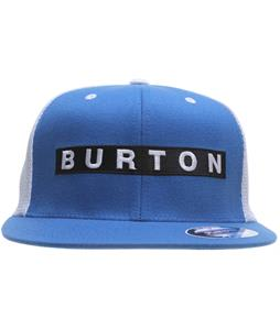 Burton Bar Flex Fit Cap Swedish Blue