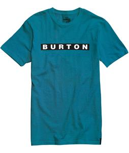 Burton Bar Slub T-Shirt Peacock