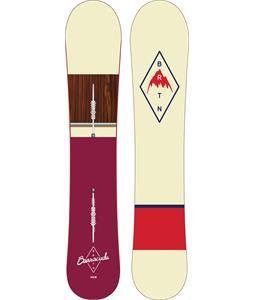 Burton Barracuda Blem Snowboard 165