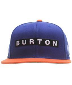Burton Barred Cap